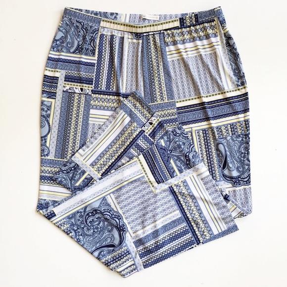 50dafced3fbc31 Cato Pants   Printed Wide Leg Pull On Palazzo 2x 20w   Poshmark